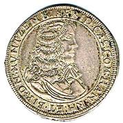 60 Kreuzer Friedrich Casimir – avers
