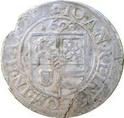 3 Kreuzer - Johann Reinhard I – avers