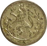 4 Kreuzer - Ludwig IX – avers
