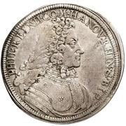 1 gulden - Philipp Reinhard – avers