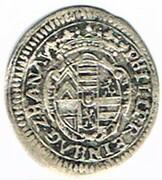1 albus Philipp Reinhard – avers