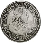 27 Albus - Philipp Ludwig II. – avers