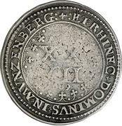 27 Albus - Philipp Ludwig II. – revers