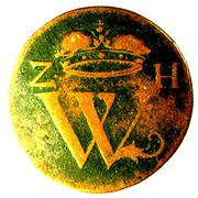 1 Heller - Wilhelm VIII – avers