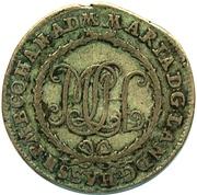 10 Kreuzer - Wilhelm IX – avers