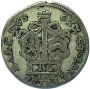 10 Kreuzer - Wilhelm IX – revers