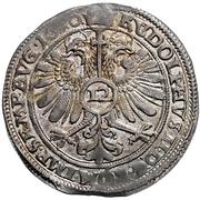 12 Kreuzer - Philipp Ludwig II. – revers