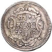 5 kreuzer - Wilhelm VIII. – avers
