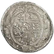 2 albus - Wilhelm VIII. – avers