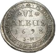 6 albus - Philipp Reinhard – revers