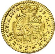 1 ducat Wilhelm VIII – revers