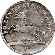 ⅙ Thaler - Georg IV – avers