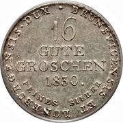 16 Gute Groschen - Georg IV – revers