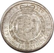 1 Thaler - Wilhelm IV – revers