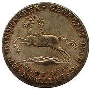 16 gute groschen George IV – avers