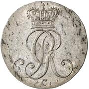 1 Mariengroschen - George III. – avers