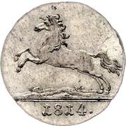 1/24 Thaler - George III. – avers