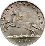 3 Mariengroschen - Georg III – avers