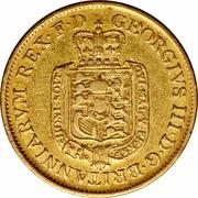 5 Thaler - Georg III – avers