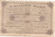 500,000 Mark (Hannover) – revers