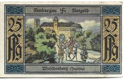 25 Pfennig (Bockenem) – revers