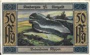 50 Pfennig (Bockenem) – revers