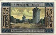 75 Pfennig (Bockenem) – revers