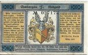 1 Mark (Bockenem) – avers