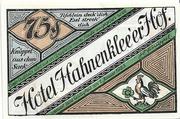 75 Pfennig (Hahnenklee - Hermann Knüppel) – avers