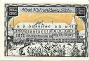 125 Pfennig (Hahnenklee - Hermann Knüppel) – revers
