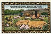 25 Pfennig (Lichtenhorst - Kriegs Gefangenen Lager) – revers
