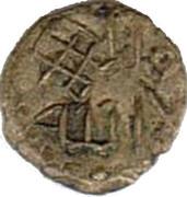 Mahallak - Ahmad II – revers