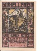 50 Heller (Hartheim) -  avers