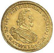 1 Ducat - Melchior von Hatzfeldt-Gleichen – avers