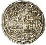 3 Gute Kreuzer - Sebastian II. von Hatzfeld-Gleichen – revers