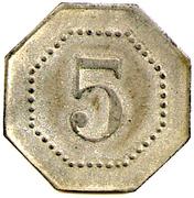 5 - (Patronage Saint Thomas d' Aquin) - Le Havre [76] – revers