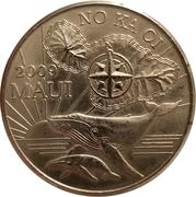 2009 Maui Trade Dollar – avers