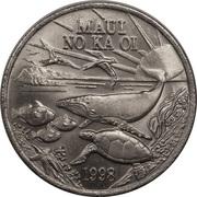 Maui - Trade Dollars – avers