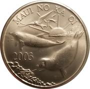 Maui - Trade Dollar – avers
