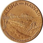 Hawaii dollar – avers