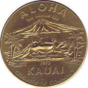 KAUAI DOLLAR – avers