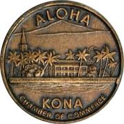 Kona Dollar (Kona) – revers