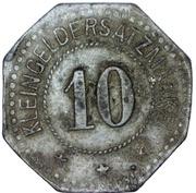 10 pfennig - Hayingen (Hayange [67]) – revers