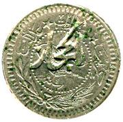 40 para - Hussein bin Ali – avers