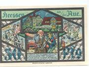 50 Pfennige Heessen (Bad Eilsen) – revers