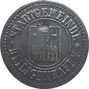 50 Pfennig - Heiligenhafen – avers