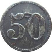 50 Pfennig - Heiligenhafen – revers