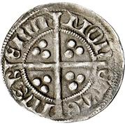 1 Sterling - Gottfried III. von Dalenbrok – revers