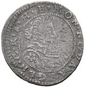 24 Kreuzer - Rudolf VI. (Kipper) – avers