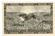 50 Pfennig (Hemdingen) – revers